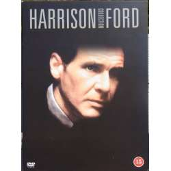 Harrison Ford Collection. Presumed Innocent, Flygtningen, Frantic. 3 DVD
