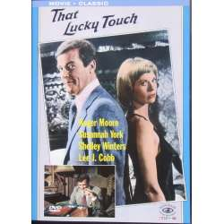 That Lucky Touch. Roger Moore. 1 DVD.