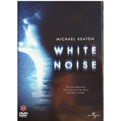 White Noise. Michael Keaton. 1 DVD.