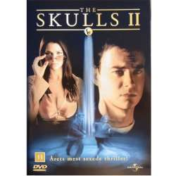 The Skulls II. Robin Dunne, Nathan West. En sexed thriller. 1 DVD
