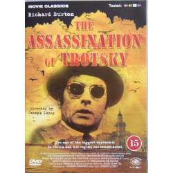 The Assassination of Trotsky. Richard Burton. 1 DVD.