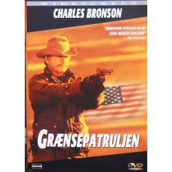Borderline. Charles Bronson and Ed Harris. 1 DVD.