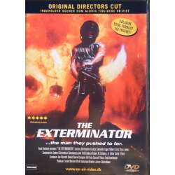 The Exterminator. The man they pushed to far. 1 DVD.