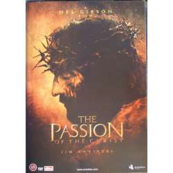 The Passion of the Christ, by Mel Gibson. 1 DVD.