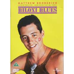 Biloxi Blues. Matthew Broderick, Christopher Walken, i et lystspil af Neil Simon. 1 DVD