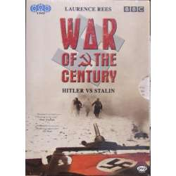 War of the Century. Hitler versus Stalin. 3 DVD. BBC