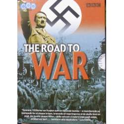 The Road to War. (World War II) 3 DVD. BBC