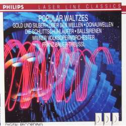 Donauwellen, Gold and silver Waltz. Franz B. Theussl. 1 CD. Philips