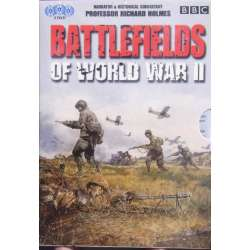 Battlefields of World War II. Monte Casino. Arnhem. 3 DVD. BBC