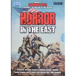 Horror in the East. The U.S. war against Japan. 3 DVD BBC