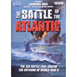 The Battle of the Atlantic. 3 DVD. BBC.