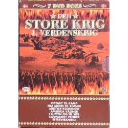 The Great War. World War I. 1914 - 1918. 7 DVD.