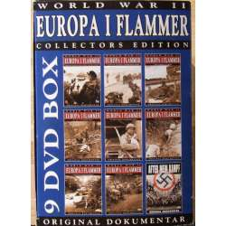 Europe in flames. + After 'Mein Kampf'. 9 DVD.