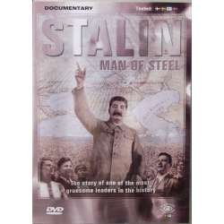 Stalin. Man of Steele. 1 DVD. BBC