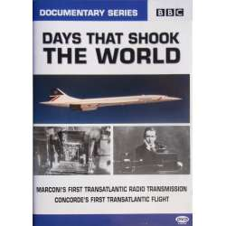 First radio transmission. + Concorde first transatlantic flight. 1 DVD. BBC