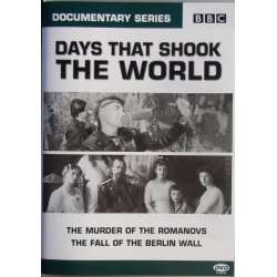 The Murder of the Romanovs. & Berlin Wall. 1 DVD. BBC