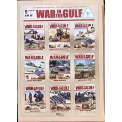 War in the Gulf. Desert storm. 9 DVD. (1991)