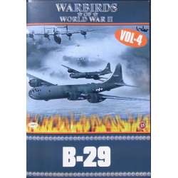War Birds of World War II. Boeing B 29. 1 DVD.