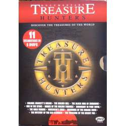 Treasure Hunters - So goes the wild treasure hunt. 5 DVD