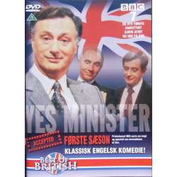 Yes Minister. Paul Eddington, Nigel Hawthorne and Derek Flows. 1 DVD