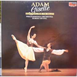 Adam: Giselle. Royal PO. Robert Irving. 1 LP. EMI. New Copy