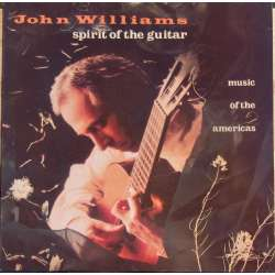 John Williams: Spirit of The Guitar. 1 LP. CBS 44898. Nyt eksemplar