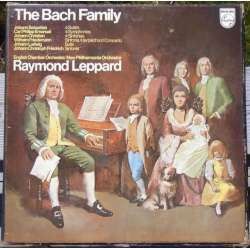 The Bach Family. Raymond Leppard. 5 LP. Philips