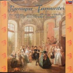 Baroque Favourites. Canon and Gigue, Chaconne, Concerti Grossi. 1 LP-vinyl. EMI. New Copy