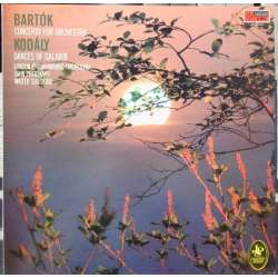 Bartok: Concerto for Orchestra. LPO. John Pritchard. 1 LP. EMI. New Copy
