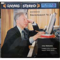 Beethoven: Piano concerto no. 2. Artur Rubinstein, Josef Krips. 1 EP. RCA. LSC 9808 D. Living Stereo