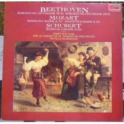 Beethoven: Violin romances no. 1 & 2. etc. Josef Suk. ASMF. Neville Marriner. 1 LP. EMI