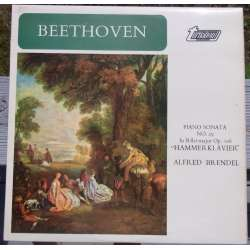 Beethoven: Piano sonata no. 29. 'Hammerklavier'. Alfred Brendel. 1 LP. Turnabout