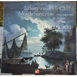 Beethoven: Piano Sonata no. 8, 14, & 32. Paul Badura Skoda. 2 LP. BASF