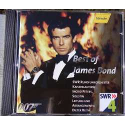 James Bond film theme. Dieter Reith, SWR Symphony Orchestra. 1 CD Hänssler PH 93082