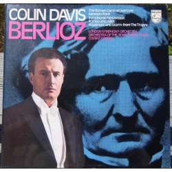 Berlioz: Symphonie fantastique. Colin Davis, London Symphony Orchestra. 1 LP. Philips.