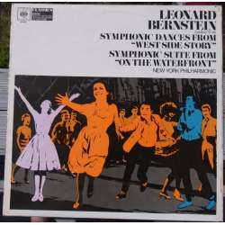 Leonard Bernstein: West Side Story. & 'On the Waterfront'. Bernstein. 1 LP. CBS 61096