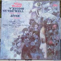 Blodek: V'studni in the Well. Kusnjer, Hanus. Prague PO. Jan Stych. 2 LP. Supraphon
