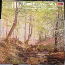 Brahms: Piano Concerto no. 1. Tirimo, Kurt Sanderling. London PO. 1 LP. EMI New Copy
