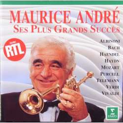 Maurice André: Ses Plus Grands Succes. 1 CD. Erato