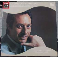 Britten: Young Persons Guide. + Four Sea Interludes. Giulini. 1 LP. EMI