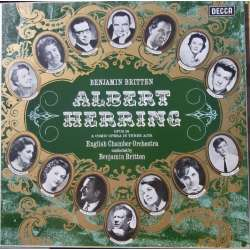 Britten: Albert Heering. Pears, ECO. Britten. 3 LP. Decca. SET 274 New Copy
