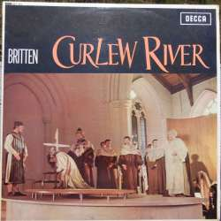 Britten: Curlew River. Peter Pears, English Chamber Orchestra. Benjamin Britten. 1 LP. Decca. SET 301