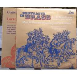 Brass and Percussion Music in Four Centuries. James Stobart. 2 LP. Unicorn