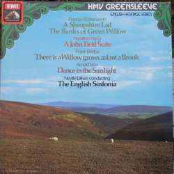Butterworth: A Shropshire Lad, + Bank of Green Willow. & Harty: John Field suite. 1 LP. EMI. Nyt eksemplar.