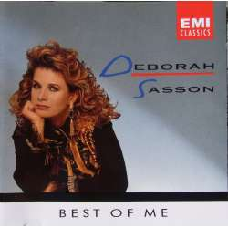Deborah Sasson: Best of me. Over the Rainbow, Ombra mai fu. 1 CD. EMI