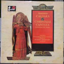 Caldara: Christmas Cantata. Rudolf Ewerhart, Württemberg Chamber Orchestra and solists. 1 LP. Turnabout