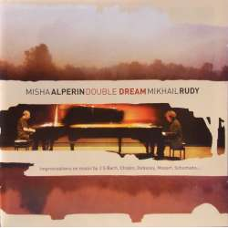 Double Dream. Værker for 2 klaverer af Schumann, Debussy, Prokofiev, Mozart. Rudy & Alperin. 1 CD. EMI