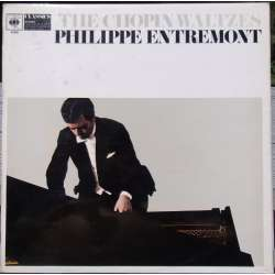 Chopin: 14 Valse. Philippe Entremont. 1 LP. CBS. 61078