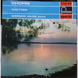 Chopin: 14 Valse. Werner Hass. 1 LP. Philips