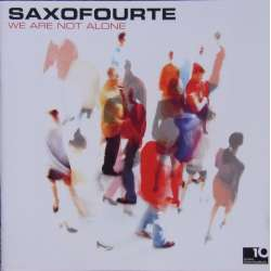 Saxofourte. We are not alone. Nyman, Piazolla, Frank Zappa. 1 CD. Sony.